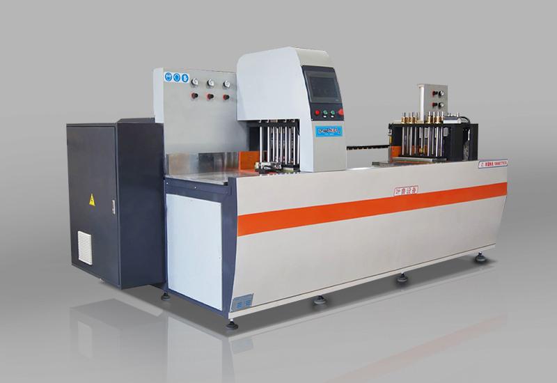 El-609 separate heavy duty CNC feed cutting saw
