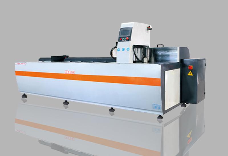 El-605 high precision CNC servo automatic positioning single head saw